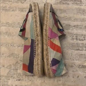 CHANEL Shoes - Beautiful multicolored Chanel espadrilles size 40